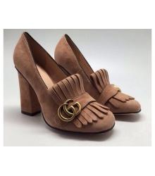 Летние туфли Gucci Beige