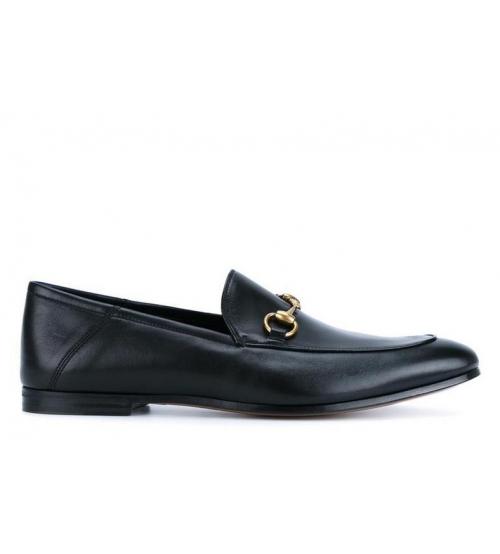 Лоферы мужские Gucci (Гуччи) кожаные Black - 15 550 руб.   Купить ... 32817689eb9