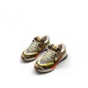 Женские кроссовки Gucci (Гуччи) Ultrapace кожаные Colored