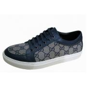Мужские кроссовки Gucci (Гуччи) Sport New Blue