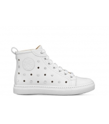Кеды женские Hermes (Гермес) Jimmy sneaker High White