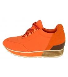 Кроссовки женские Hermes (Гермес) Orange