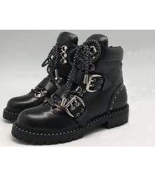 Ботинки женские Jimmy Choo (Джимми Чу) Black