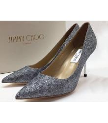Туфли женские Jimmy Choo (Джимми Чу) брендовые Grey