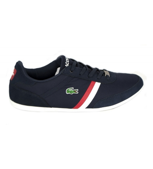 Кроссовки Lacoste Misano Blue/White/Red