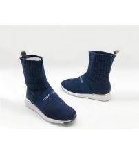 Женские кроссовки-носки Louis Vuitton (Луи Виттон) Aftergame Blue