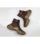 Женские ботинки Louis Vuitton (Луи Виттон) Archlight кожаные Bordo