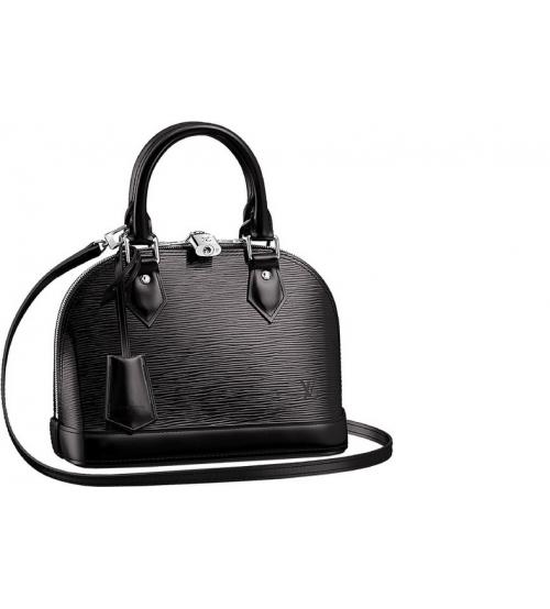 2e9235fa40bb Сумка женская Louis Vuitton (Луи Виттон) Black - 18 950 руб ...