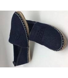 Эспадрильи женские Louis Vuitton (Луи Виттон) Blue