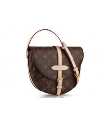 Женская сумка Louis Vuitton (Луи Виттон) Brown/Brown