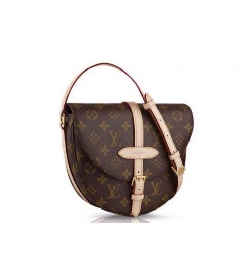 Женская сумка Louis Vuitton (Луи Виттон) Brown/Brown