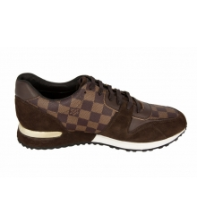 Кроссовки Louis Vuitton (Луи Виттон) Brown