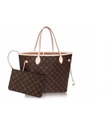 Женская сумка Louis Vuitton (Луи Виттон) Brown/Pink