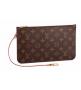 Женская сумка Louis Vuitton (Луи Виттон) Brown/Pink