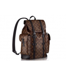 Рюкзак мужской Louis Vuitton (Луи Виттон) Brown