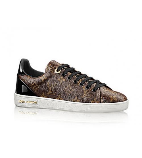 Женские кроссовки Louis Vuitton (Луи Виттон) Brown - 16 450 руб ... b9c1bc6133b