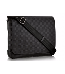 Сумка мужская Louis Vuitton (Луи Виттон) District MM Infini Black