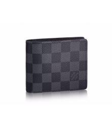 Кошелёк мужской Louis Vuitton (Луи Виттон) Florin Graphite Green/Black
