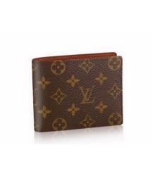Кошелёк мужской Louis Vuitton (Луи Виттон) Florin Wallet Monogram Brown