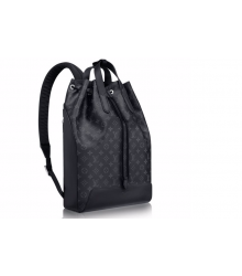 Рюкзак мужской Louis Vuitton (Луи Виттон) Grey
