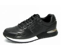 Кроссовки Louis Vuitton (Луи Виттон) летние New Black