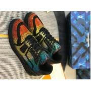 Кроссовки мужские Louis Vuitton (Луи Виттон) LV Trainer кожаные с искусственные алмазы Black