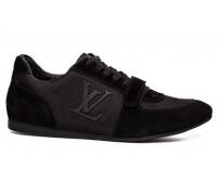Кроссовки Louis Vuitton (Луи Виттон) Black