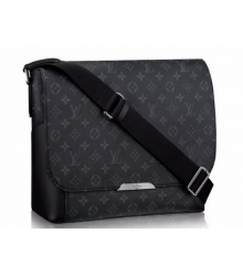 Сумка мужская Louis Vuitton (Луи Виттон) Explorer MM BLack
