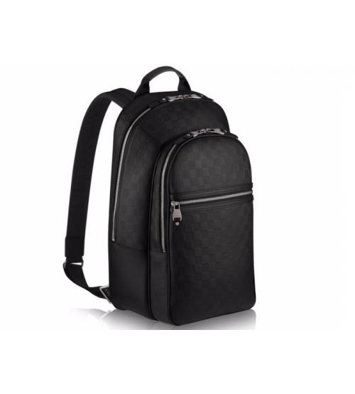 Рюкзак мужской Louis Vuitton (Луи Виттон) Michael Black