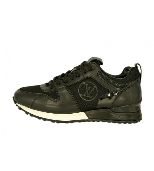 93c8c024b576 Кроссовки мужские Louis Vuitton (Луи Виттон) Run Away Black