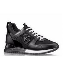 Женские кроссовки Louis Vuitton (Луи Виттон) Run Away Black
