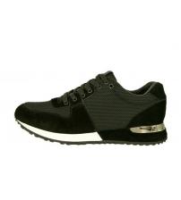 Кроссовки мужские Louis Vuitton (Луи Виттон) Run Away New Black