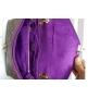 Женская сумка Louis Vuitton (Луи Виттон) с цепочкой Brown/Lilac