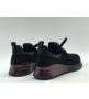 Женские кроссовки Louis Vuitton (Луи Виттон) Sneakers на шнурках Black