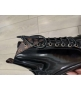 Ботильоны женские Louis Vuitton (Луи Виттон) Star Trail кожа лаковая на платформе Blck