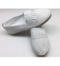 Эспадрильи женские Louis Vuitton (Луи Виттон) White