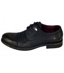 Мужские туфли Marco Lippi (Марко Липпи) Blac