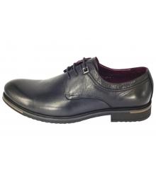 Туфли мужские Marco Lippi (Марко Липпи) Black Leather