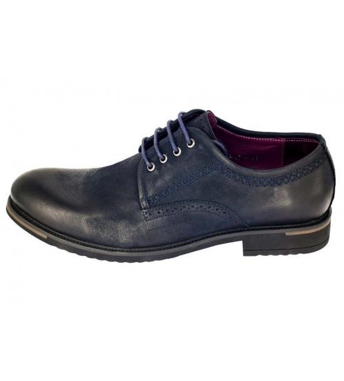 Туфли мужские Marco Lippi (Марко Липпи) Blue
