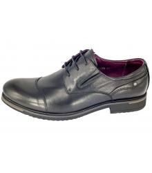 Туфли мужские Marco Lippi (Марко Липпи) Leather Black