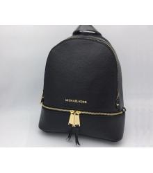 Женский рюкзак Michael Kors (Майкл Корс) Rhea Black