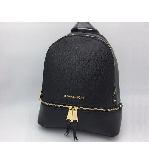 f0b52e154d54 Женский рюкзак Michael Kors (Майкл Корс) Rhea Black - 6 550 руб ...