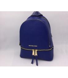 Женский рюкзак Michael Kors (Майкл Корс) Rhea Dark Blue