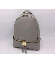 Женский рюкзак Michael Kors (Майкл Корс) Rhea Grey