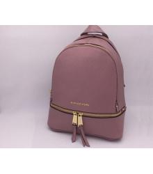 Женский рюкзак Michael Kors (Майкл Корс) Rhea Pink