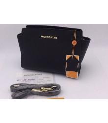Женская сумка Michael Kors (Майкл Корс) Selma Small Black