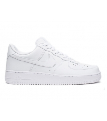 Кроссовки Nike Air Force 1 (Найк Аир Форс) Low White