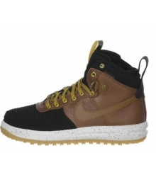 Кроссовки мужские Nike Air Force 1 Lunar Duckboot Brown