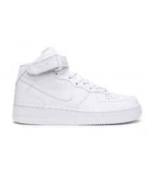 Кроссовки Nike Air Force 1 Mid '07 (Найк Аир Форс) White