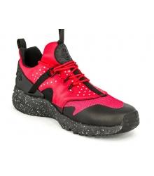 Кроссовки Nike Air Huarache Black Red
